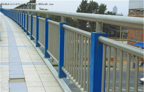 西安不锈钢复合管桥梁护栏发货及时
