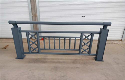 阿拉善201不锈钢复合管桥梁护栏美观大方