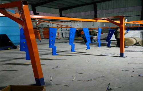 萍乡304不锈钢复合管栏杆样式齐全