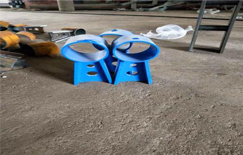 果洛304不锈钢复合管桥梁护栏安装快捷简单