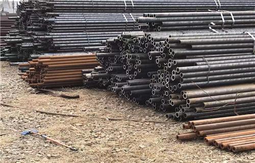 山东威海圆形管钢厂